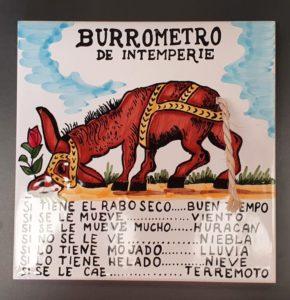 Burròmetre